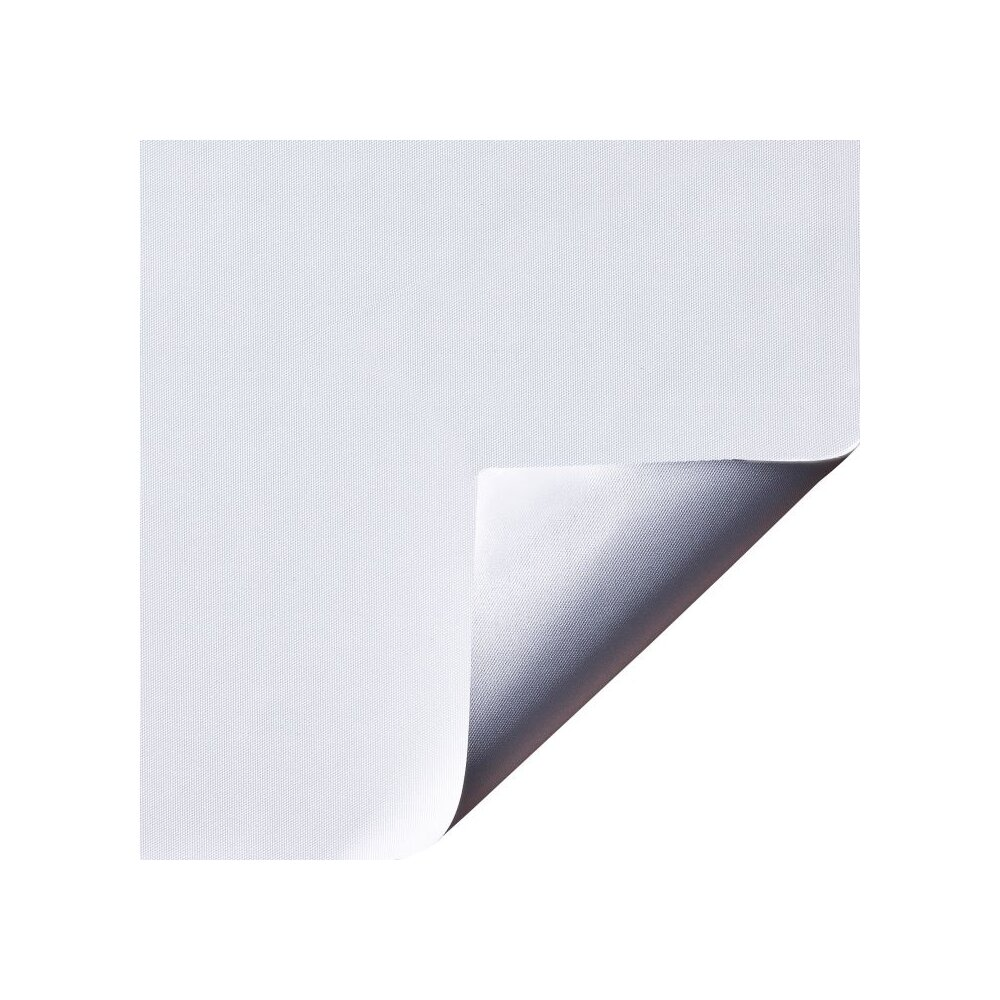 rollo thermo rollo wei 120x150 cm liedeco. Black Bedroom Furniture Sets. Home Design Ideas