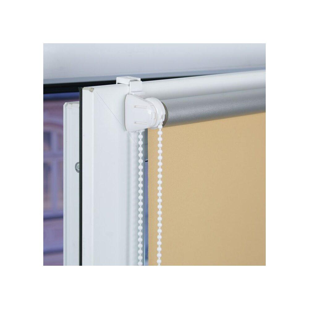 rollo thermo rollo apricot 120x150 cm liedeco. Black Bedroom Furniture Sets. Home Design Ideas