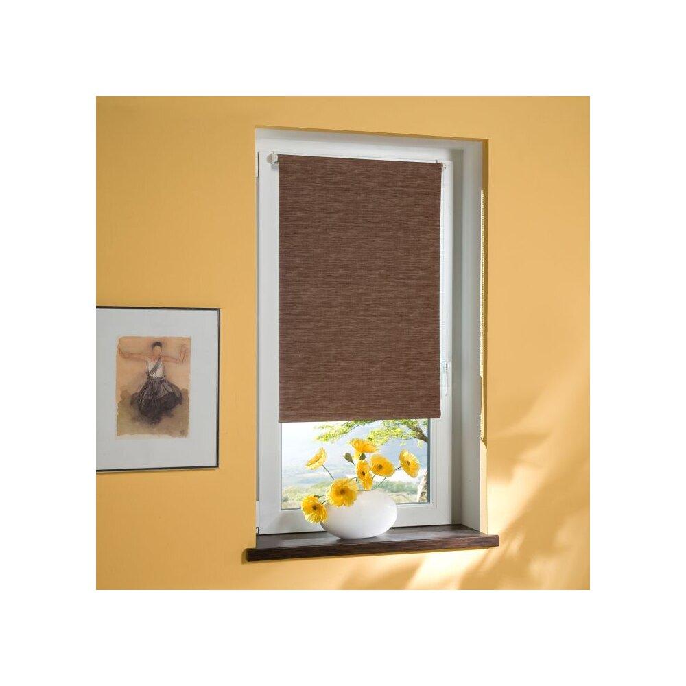 rollo thermo rollo bambus 120x150 cm liedeco. Black Bedroom Furniture Sets. Home Design Ideas