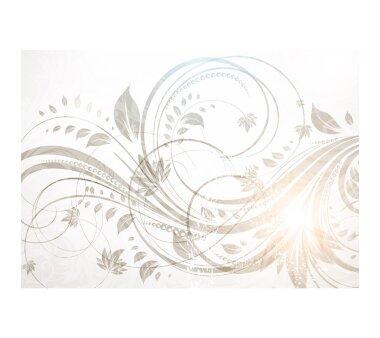 Vlies Fototapete no. 101   Floral Ornaments - Reflexion...