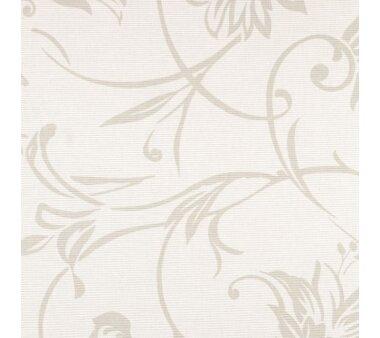 LIEDECO Seitenzugrollo Dekor Natur  100 x 180 cm Fb. beige
