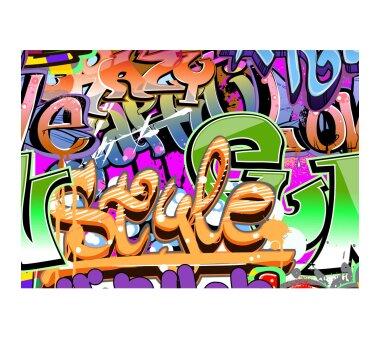 Vlies Fototapete no. 221   Graffiti Tapete Kinderzimmer...