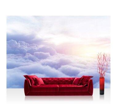 Vlies Fototapete no. 2928   Himmel Tapete Wolken Sonne...