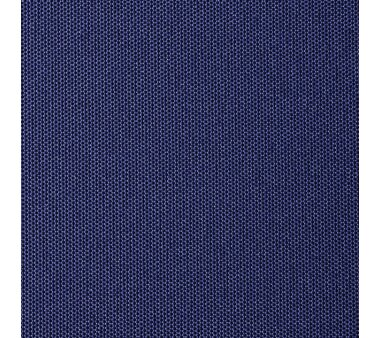 LIEDECO Seitenzugrollo Uni-Tageslicht 122 x 180 cm Fb.  dunkelblau