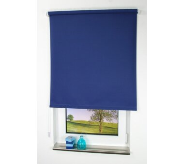 LIEDECO Seitenzugrollo Uni-Tageslicht 142 x 180 cm Fb....