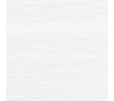 LIEDECO Seitenzugrollo Dekor-Tageslicht 122 x 180 cm  Fb. Faden weiss
