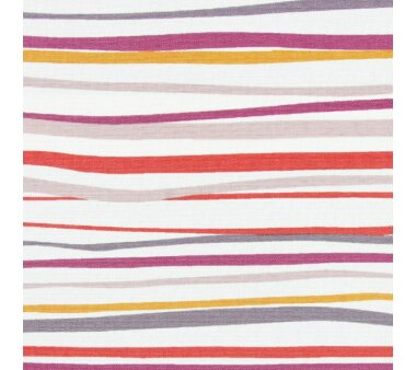 LIEDECO Seitenzugrollo Dekor-Tageslicht 142 x 180 cm  Fb. Streifen terra / bordeaux
