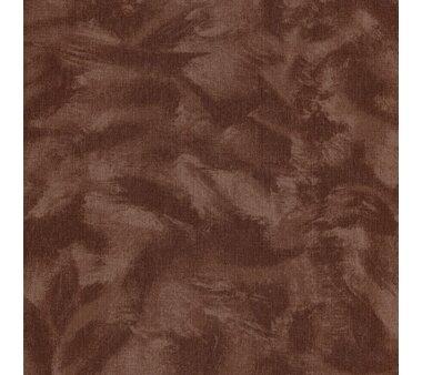 LIEDECO Seitenzugrollo Dekor-Abdunklung 082 x 180 cm  Fb. Wolken mocca
