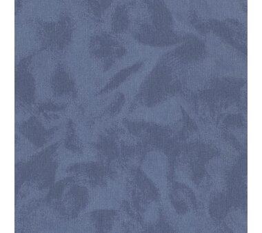 LIEDECO Seitenzugrollo Dekor-Abdunklung 182 x 180 cm  Fb. Wolken blau