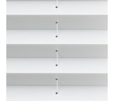 LIEDECO Klemmfix-Plissee  060 x 130 cm  Fb. offwhite
