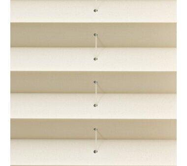LIEDECO Klemmfix-Plissee  080 x 200 cm  Fb. caffe latte