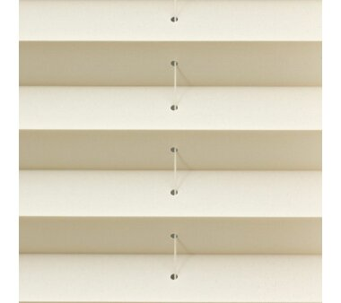 LIEDECO Klemmfix-Plissee  090 x 130 cm  Fb. caffe latte