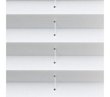 LIEDECO Klemmfix-Plissee  100 x 130 cm  Fb. offwhite