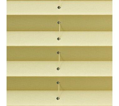 LIEDECO Klemmfix-Plissee  100 x 130 cm  Fb. citrus