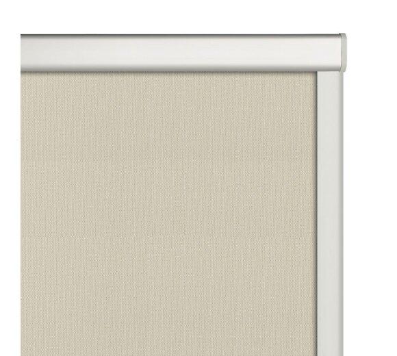 liedeco dachfenster rollo beige 61 3x116 0 cm wohnfuehlidee. Black Bedroom Furniture Sets. Home Design Ideas