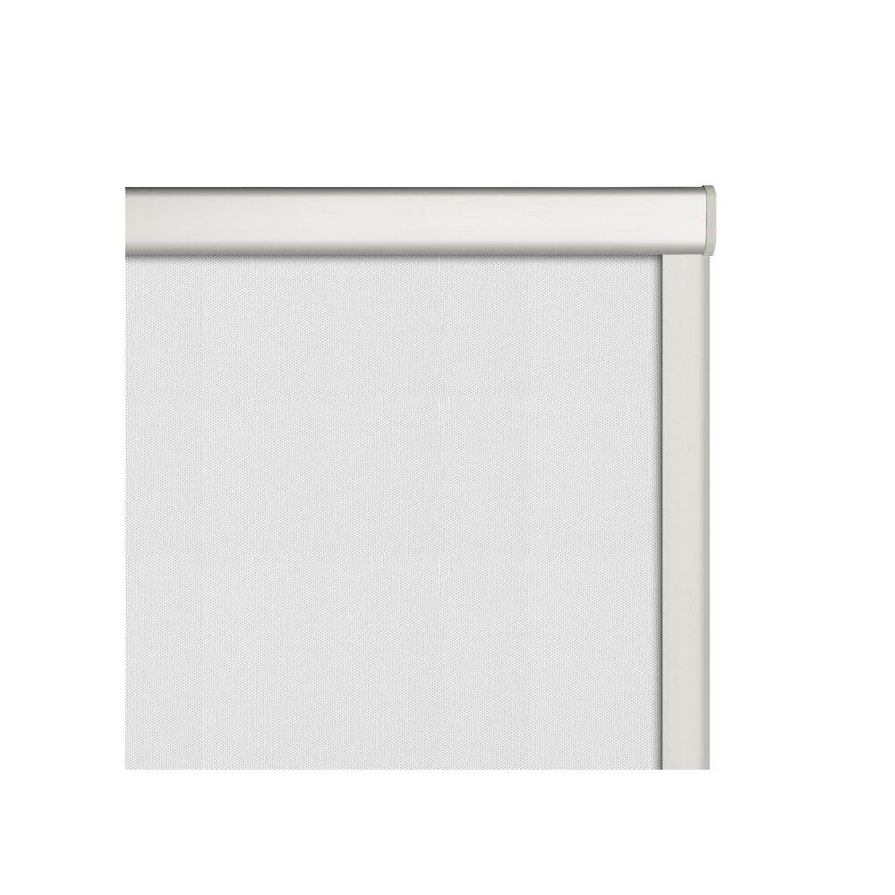 liedeco dachfenster rollo wei 77 5x136 0 cm wohnfuehlidee. Black Bedroom Furniture Sets. Home Design Ideas