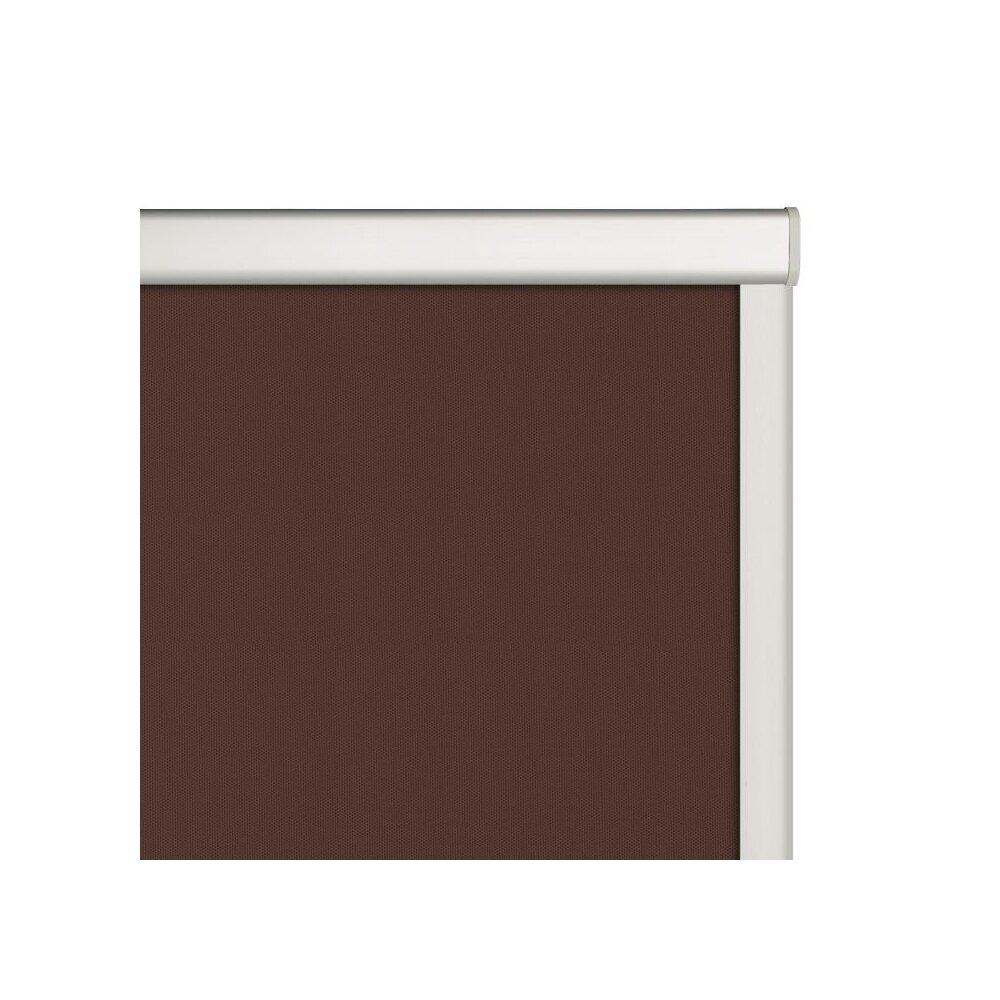 liedeco dachfenster rollo braun 97 3x94 0 cm wohnfuehlidee. Black Bedroom Furniture Sets. Home Design Ideas