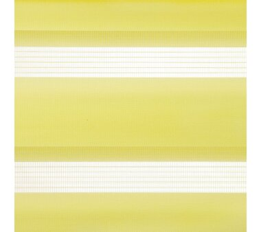 LIEDECO Klemmfix Duo-Rollo mini 080 x 160 cm gelb