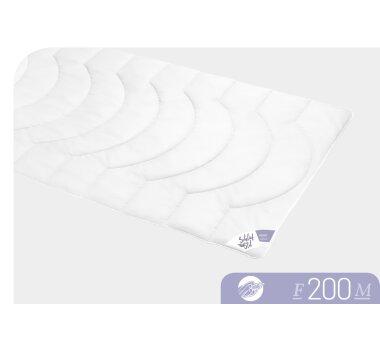SCHLAFSTIL Faser-Monodecke F200 Wärmegrad medium