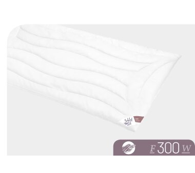 SCHLAFSTIL Faser-Duodecke F300 Wärmegrad warm