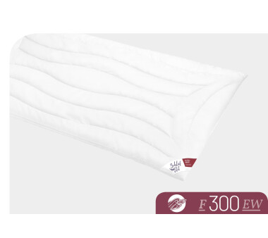 SCHLAFSTIL Faser-Triodecke F300 Wärmegrad extrawarm