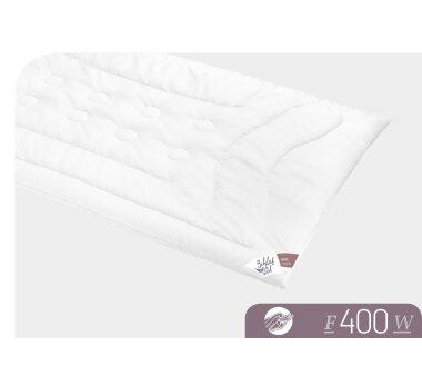 SCHLAFSTIL Faser-Duodecke F400 Wärmegrad warm