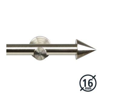 LIEDECO Gardinenstange Modern line Ø 16 mm Kegel...