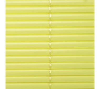 LIEDECO Aluminium-Jalousie  060 x 160 cm  Fb. lemon yellow