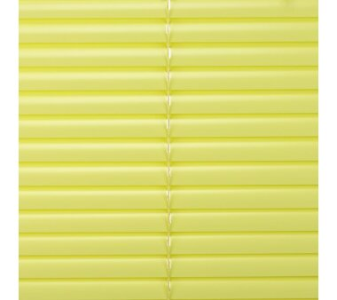 LIEDECO Aluminium-Jalousie  080 x 160 cm  Fb. lemon yellow