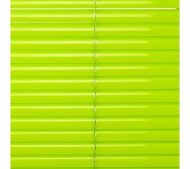 LIEDECO Aluminium-Jalousie  080 x 160 cm  Fb. apple green
