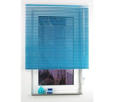 LIEDECO Aluminium-Jalousie  080 x 160 cm  Fb. blue lagon