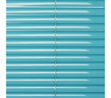 LIEDECO Aluminium-Jalousie  120 x 160 cm  Fb. blue lagon