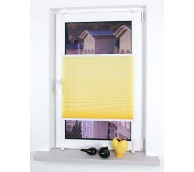 LIEDECO Klemmfix-Plissee verspannt  090 x 150 cm  Fb....