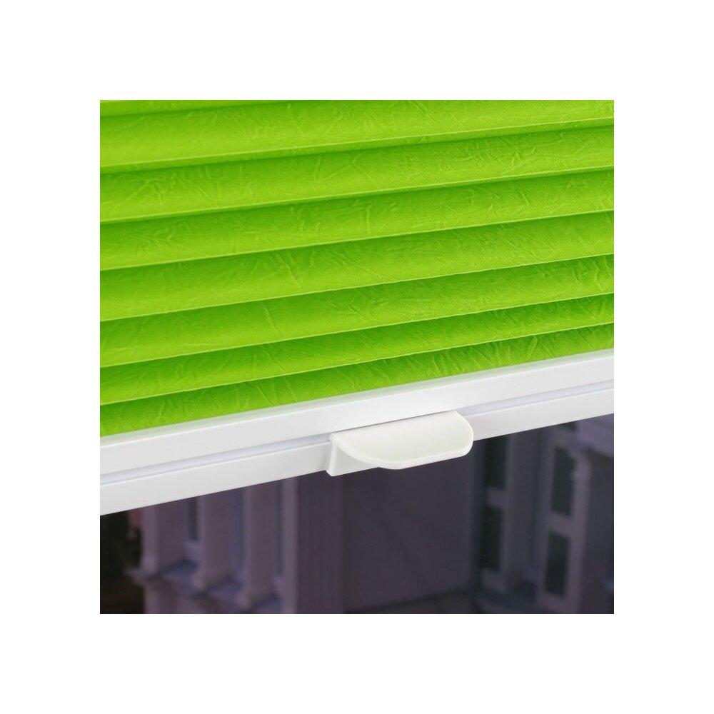 klemmfix plissee green apple 60x150 cm liedeco. Black Bedroom Furniture Sets. Home Design Ideas
