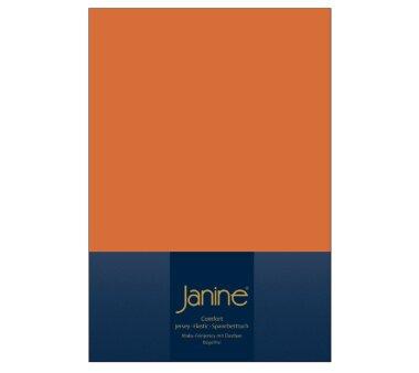 Janine Comfort-Jersey-Spannbettlaken 5002, mit Elasthan,...