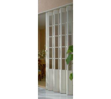 Falttür MARLEY President mit Fenster (037035), mit...