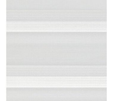 LIEDECO Duo-Rollo mit Blende 120 x 160 cm weiss