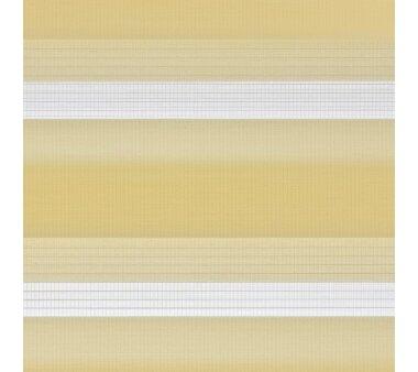 LIEDECO Duo-Rollo mit Blende 120 x 160 cm apricot