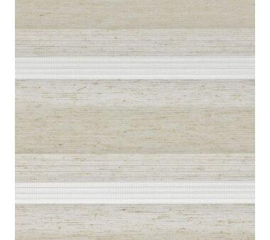 LIEDECO Duo-Rollo mit Blende 120 x 160 cm natur