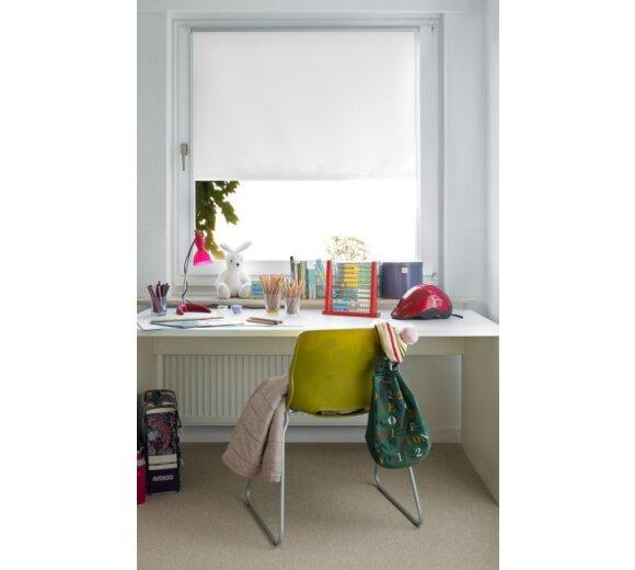 thermo rollo gardinia easyfix wei montage ohne bohren. Black Bedroom Furniture Sets. Home Design Ideas