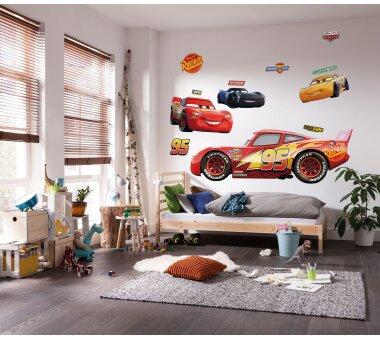KOMAR Vlies-Wandtattoo, CARS XXL, Digitaldruck,...
