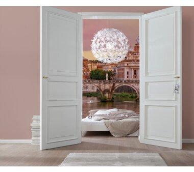 Fototapete SUNNY DECOR, ROME, 8 Teile, BxH 368 x 254 cm