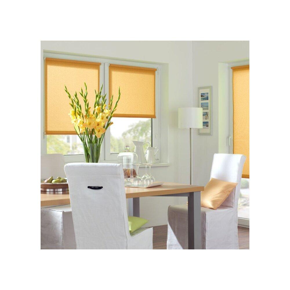 gardinia seitenzugrollo easyfix orange g nstig online. Black Bedroom Furniture Sets. Home Design Ideas
