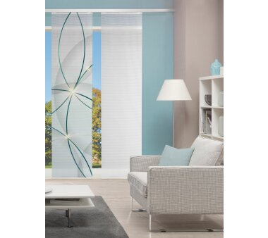 VISION S Schiebevorhang BLINKI in Bambus-Optik,...