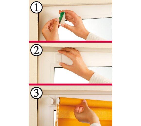 rollos zum kleben casa sonnenschutz rollo zum kleben g. Black Bedroom Furniture Sets. Home Design Ideas