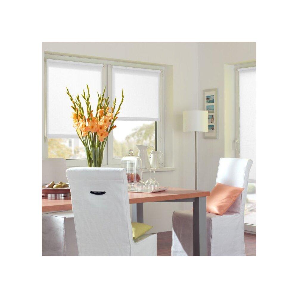 seitenzugrollo easyfix wei von gardinia g nstig kaufen. Black Bedroom Furniture Sets. Home Design Ideas