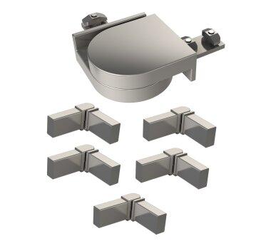 Eckverbinder Set   DOLLE   passend für...