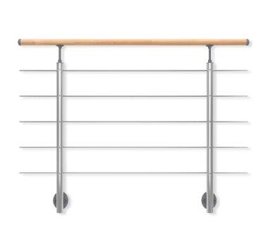 Geländer-Set   DOLLE   Buchehandlauf, 1,50 m,...