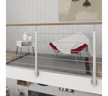 Geländer-Set   DOLLE   Eichehandlauf versiegelt,...