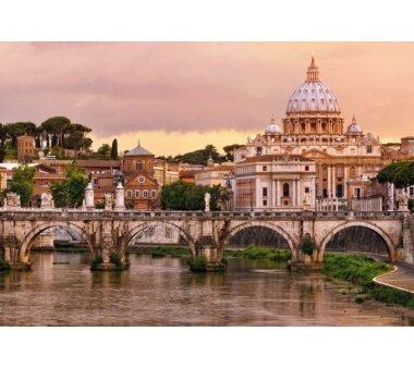 Fototapete KOMAR, ROME, 8 Teile, BxH 368 x 254 cm